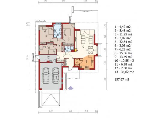 Māja  AR-75 by labamaja