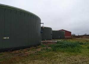 """""""Biogāzes koģenerācijas stacija"""" Daugavpils. 1.9 ha"""