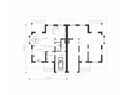 Māja LM-10 by labamaja