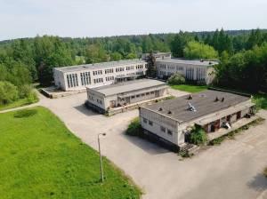 Ēka 270.9 m², Miera 34, Salaspils