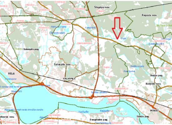 "Salaspils, ""Purēni""  by labamaja"