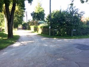 Rīga, Ķiburgas iela